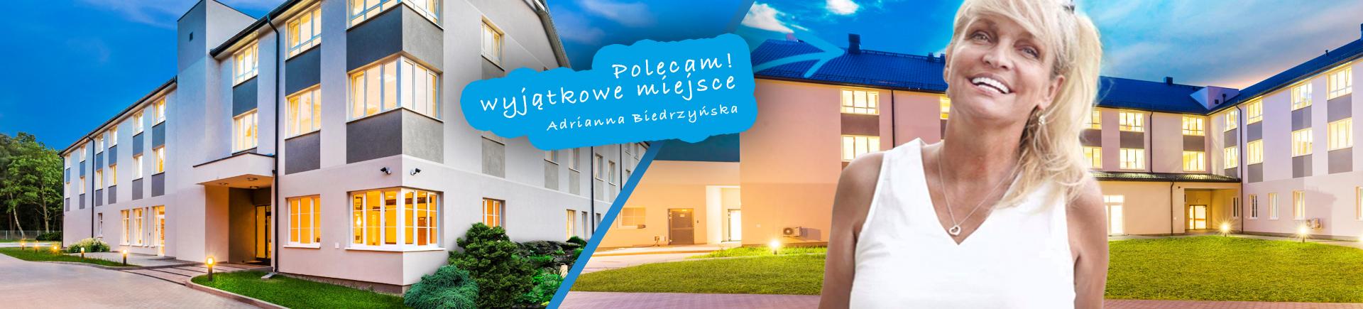 Leśna Polana – Adrianna Biedrzyńska – Polecam!
