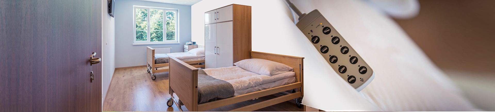 Dwuosobowe komfortowe pokoje