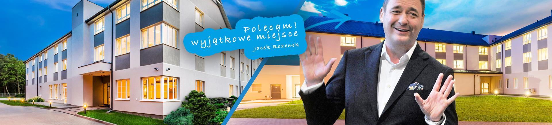 Leśna Polana – Jacek Rozenek – Polecam!