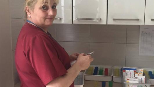 pielęgniarka dyplomowana Marzena