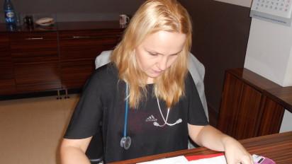 Lekarz neurolog Marta Bott olejnik