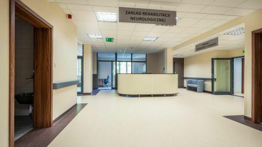 neurological rehabilitation department